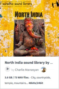 NorthIndia_SoundLibrary