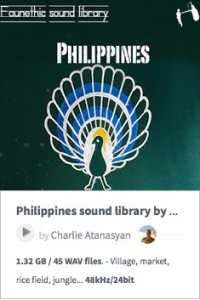 Philippines_SoundLibrary