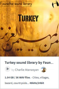 Turkey_SoundLibrary
